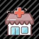 apotheke, drugstore, pharmacy icon