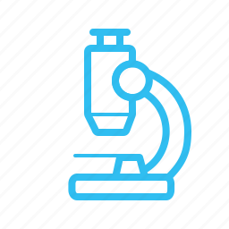 cell, lab, laboratory, medicine, microscope, research, science icon