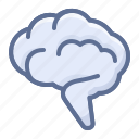 brain, mind, neurologist icon