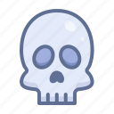 dead, scull, the day of the dead