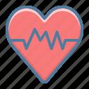 cardiogram, cardiologist, heart icon