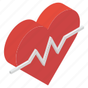 cardiogram, cardiology, healthcare, heart pulse, heartbeat icon