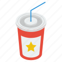coffee cups, disposable drink, disposable glass, paper cup, takeaway cups icon
