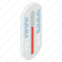 digital thermometer, fever scale, medical gauge, temperature gauge, thermometer icon