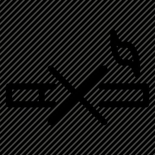 prohibited, smoking, stop, vape, warning icon