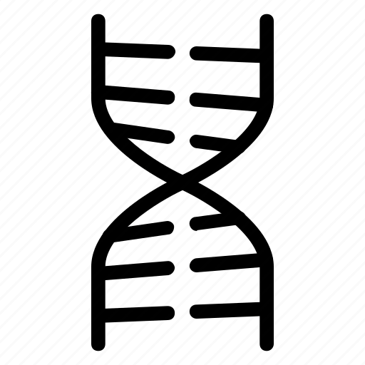chemistry, dna, genetics, genome, helix, research, structure icon