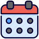 calendar, date, healthcare, medical, schedule, time icon