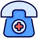 advice, assistance, bukeicon, call, help, medical icon