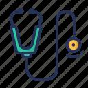 clinic, doctor, examination, stethoscope