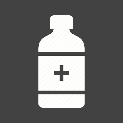 bottle, capsule, drug, medical, medication, medicine, pill icon