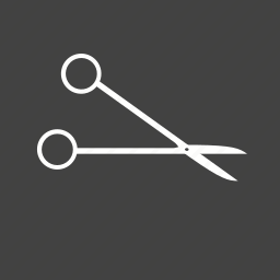 cut, equipment, instrument, scissor, scissors, surgical, tool icon