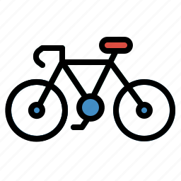 bicycle, bike, cycling, sports, vehicle icon