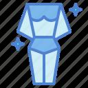 body, figure, shape icon