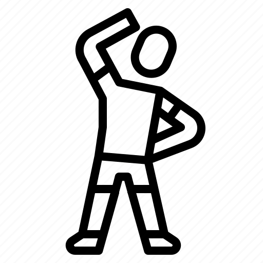 Exercise, fitness, humanpictos, people, sport icon - Download on Iconfinder
