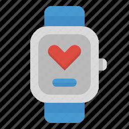 electronics, smartwatch, watch, wristwatch icon