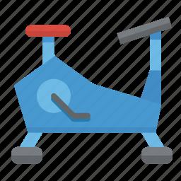 bike, exercise, fitness, gym, workout icon