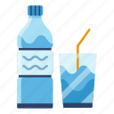 drink, drinking, healthy life, hydration, refreshing, water icon