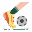 activity, exercise, football, healthy life, lifestyle, soccer, sport icon