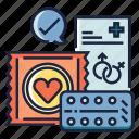 birth control, condom, contraception, contraceptive, hiv, prevention, sex icon