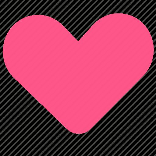 Fav, favourite, heart, heart shape, love, valentine's, valentine's day icon - Download on Iconfinder
