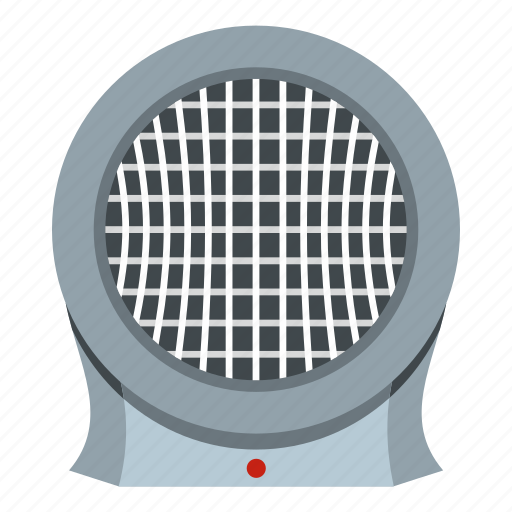 electric, electrical, electricity, fan, heat, heater, temperature icon