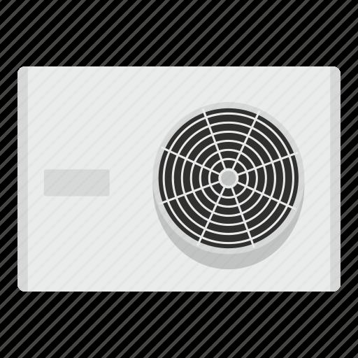 air, cold, electric, fan, propeller, ventilator, wind icon