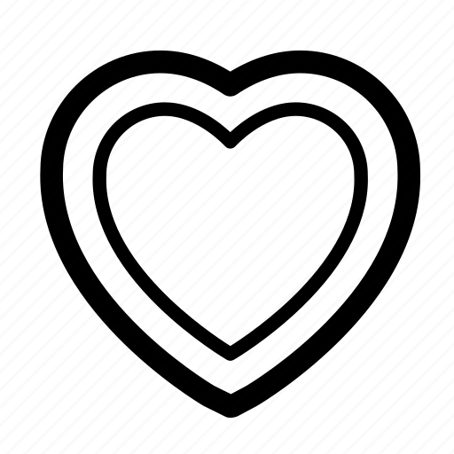 game, gaming, health, heart, life, line icon