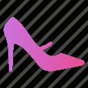 fashion, footwear, heels, sandal, sandals, shoes, stiletto icon