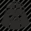 darkness, darth, helmet, knight, mask, vader