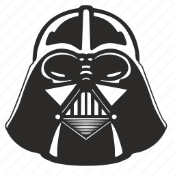 darkness, darth, helmet, knight, mask, vader icon