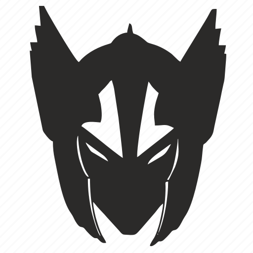 emperor, gladiator, helmet, mask icon