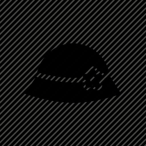 cap, girl, hat, ladies, lady icon