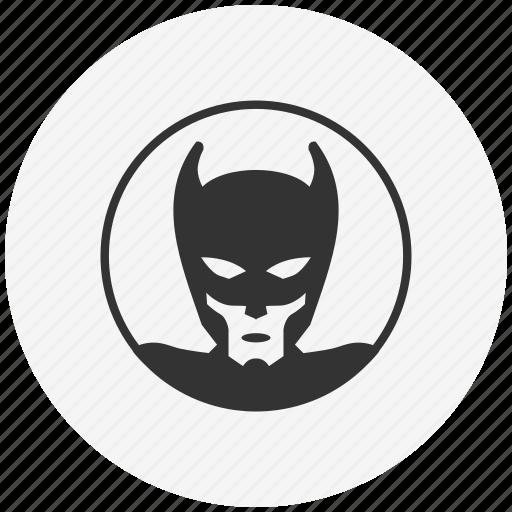 avatar, comics, head, iron, man, round icon