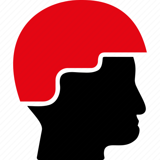 army officer, helmet, military, police, power, security, soldier head icon