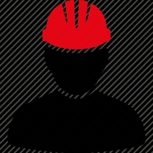 business man, engineer, job, mechanic, serviceman, work, worker icon