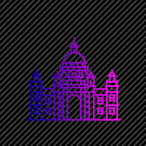 building, heritage, india, kolkata, memorial, structure, victoria icon