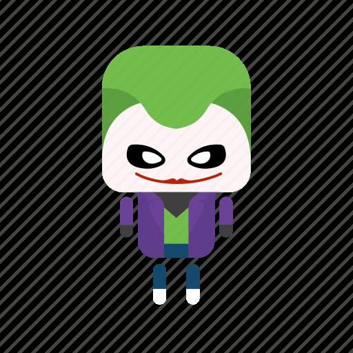 .svg, crazy, cute, mini, villain icon