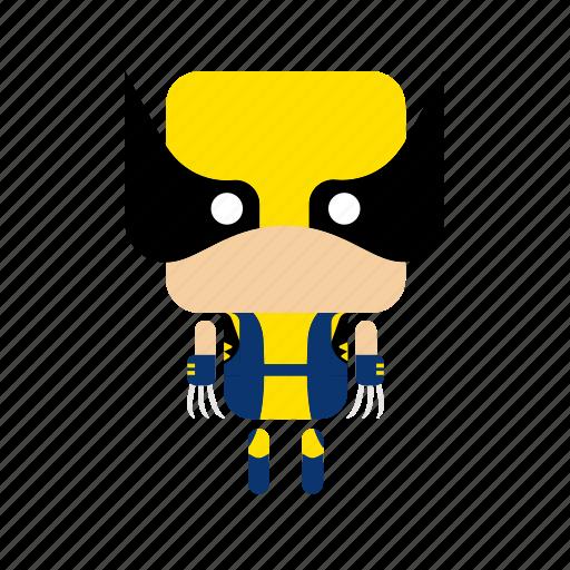 .svg, claw, cute, hero, mini icon