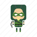.svg, arrow, cute, hero, mini icon