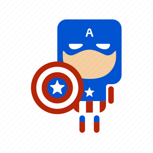 2, cute, hero, mini, strong icon