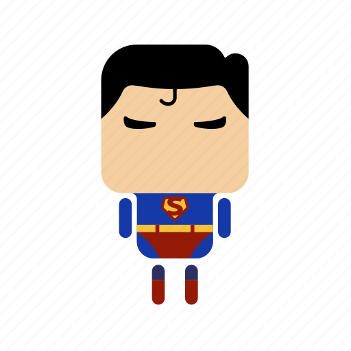 .svg, cute, fly, hero, mini, strong icon