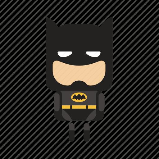 .svg, bat, cute, hero, mini, rich, strong icon