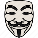 anonymous, guy fawkes, hacker, mask