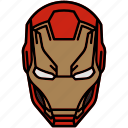 avengers, iron man, marvel, suit icon