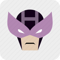 avatar, hero, heroic, man, mask, masked man icon