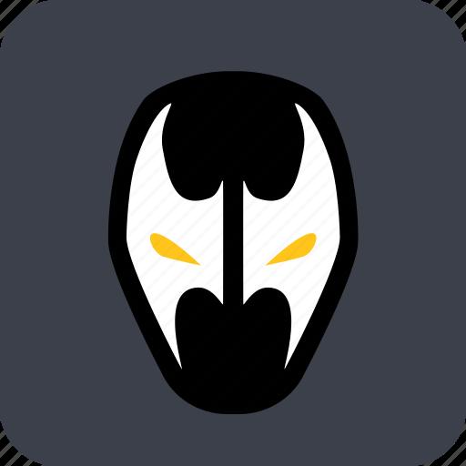 avatar, hero, man, masked man, user, villain icon