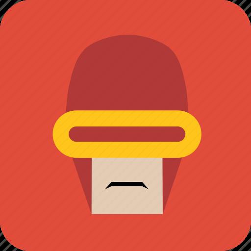 avatar, hero, man, mask, masked man, user icon