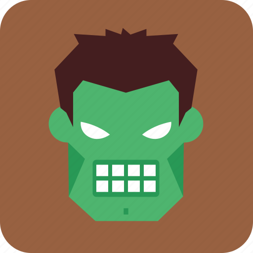 angry, avatar, hero, man, monster, user icon