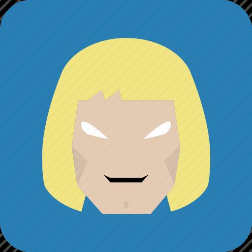 avatar, blonde, gay, man, masculine, user icon