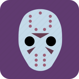 avatar, hockey, hockey mask, man, masked man, user icon